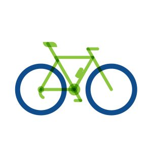 Road bike model flat icon, illustration by francesco faggiano illustrator